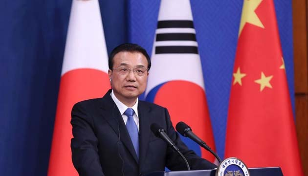Chinese, South Korean and Japanese leaders to hold
