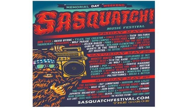 Music Festivals 2018