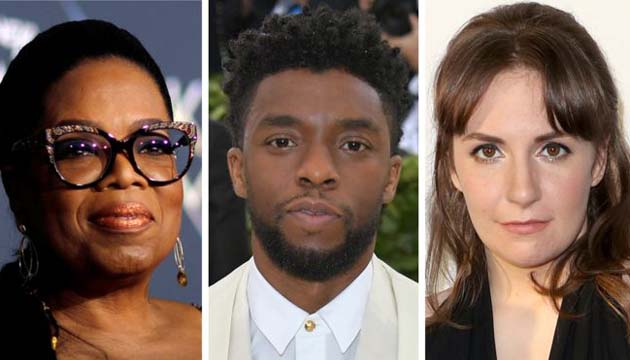 Scores of celebrities call on world leaders to take urgent action against global gender inequality