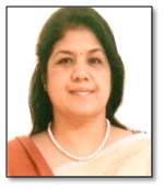 Rezina Ahmed, New High Commissioner of Bangladesh to the Republic of Mauritius.