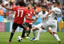 Uruguay defeats  Egypt 1- 0 in 2018 FIFA World Cup group stage match