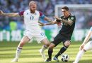 Argentina-Iceland at 1-1 draw after 2018 FIFA World Cup's Group D