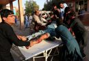 ISIL blast kills 25  and wounded more than 54 people in the eastern Afghan province of Nangarhar.