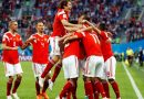 Defeating Egypt 3-1, hosts Russia win again  at 2018 FIFA World Cup