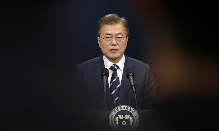 South Korean President visits to Russia later this week
