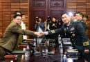 The two Koreas resume military dialogue for the first time