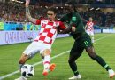 Croatia defeats Nigeria 2:0 in a Group D game of the 2018 FIFA World Cup .