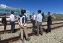 South and North Korean officials begin inspections to connect railways