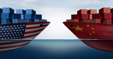 The United States and China impose more tariffs on billions of dollars worth of each other's products.