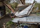 Powerful storm  heads to  South China Sea,Typhoon Mangkhut kills 12 in Philippines.