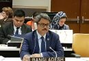 Pressure must be mounted and maintained on Myanmar to take back their nationals, guaranteeing their rights, said Bangladesh Foreign  State Minister  in UN.