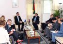 Estonian and Bangladesh continue to enhance cooperation and contacts on issues of mutual interest.