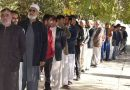 Polls open in Afghanistan's long-delayed parliamentary election on Saturday amid security threats from the Taliban.