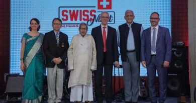 """The Embassy of Switzerland hosted a special event – """"Swiss Night"""""""