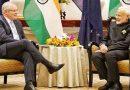 Narendra Modi meets Scott Morrison in Singapore