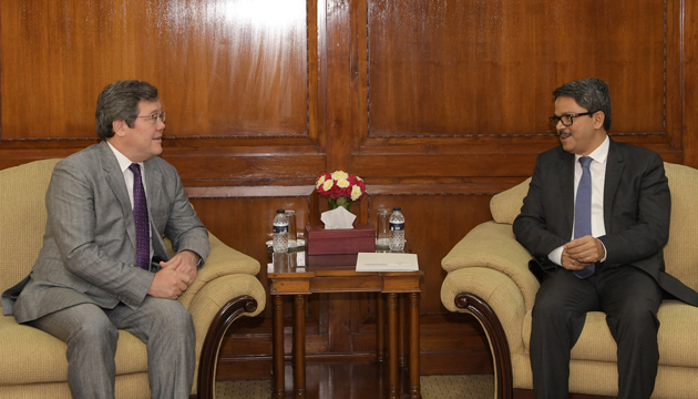 Non-resident Ambassador of Kazakhstan to Bangladesh calls on State Minister for Foreign Affairs