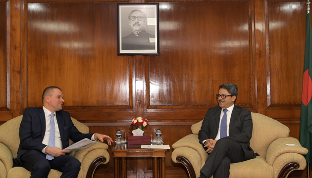 Non-resident Ambassador of Poland to Bangladesh calls on the State Minister for Foreign Affairs