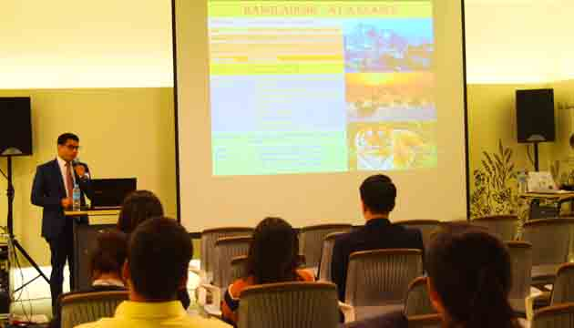 Bangladesh Embassy Participates In The First Diplomacy Week In Seoul