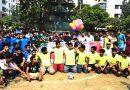 Inauguration of Intra Canadian University of Bangladesh Football Tournament-2018