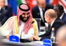 G20 Summit 2018 : Vladimir Putin and Saudi Crown Prince share an enthusiastic high five