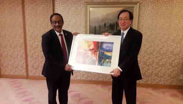 Foreign Office Consultation (FOC) between Bangladesh and Japan