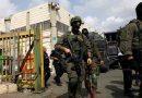 Israeli troops arrest dozens of Hamas supporters, including lawmakers in overnight raids in West Bank .