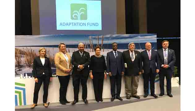 COP24 :  Adaptation Fund Receives Nearly US$129 Million in New Pledges