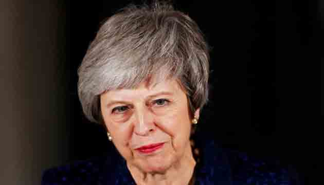 Theresa May in Brussels for EU summit