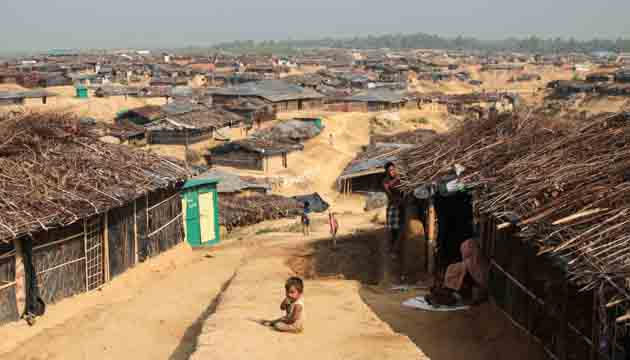 The US House of Representatives  says Myanmar crimes against Rohingya are genocide
