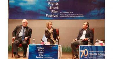 Bangladesh Celebrates Human Rights Day by Organizing Short Film Festival