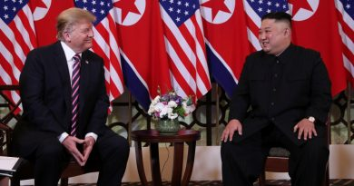 Trump-Kim summit in Vietnam