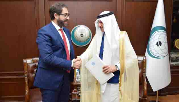 New Special Envoy of Italy Presents Letter of Credence to the Secretary General
