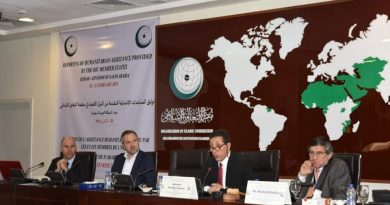 Humanitarian Assistance by OIC Member States Remains Under-reported