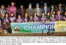 Inter-English Medium School Football Fest concludes