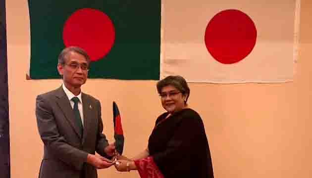 Honorary Consul of Bangladesh in Nagoya appointed