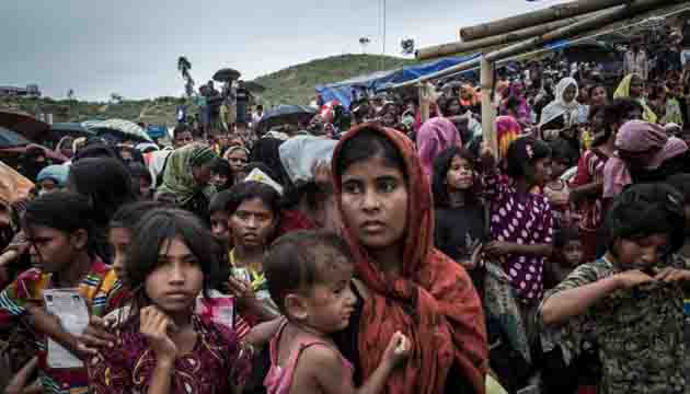 Potential relocation of  Refugees  by Government of Bangladesh to Bhasan Char, UN appreciates the Government's efforts in it.