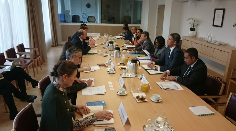 The Third OIC-EU Meeting Held in Brussels