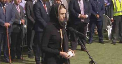 We are one' – NZ Prime Minister Jacinda Ardern's words before moment of silence