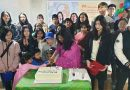 Bangladesh Embassy in Seoul celebrated the 99th Birth Anniversary of Bangabandhu in festivity with Korean children