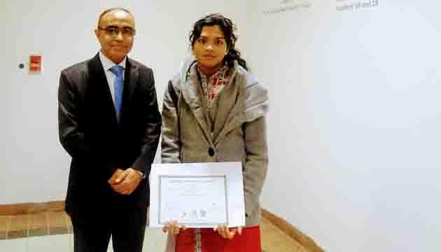Bangladesh Forum Qatar conducts Arts competition