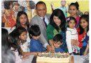 Bangladesh Embassy Copenhagen celebrated Bangabandhu's 989h Birth Anniversary with zeal and fervor