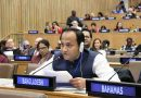 Bangladesh's delegation attends the 63rd CSW