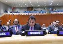 Bangladesh's Finance Minister urged the collective efforts of the international community to save the planet .