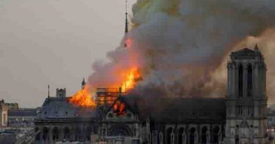 OIC Secretary General Deeply Saddened over fire at Notre-Dame de Paris Cathedral