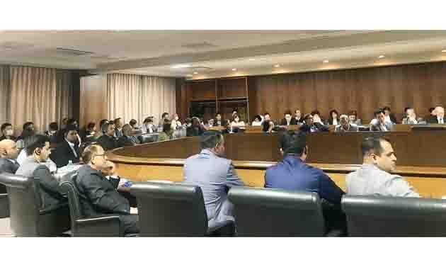 Bangladesh Business Seminar held in Fukuoka, Japan