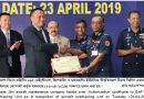 Authorization Certificate to BAF fighter plane Overhauling unit by China handed over