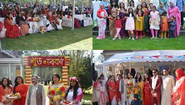 Pahela Baishakh turned into the biggest public diplomacy event in the Netherlands