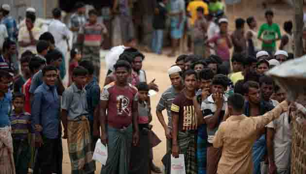 More than 250,000 Rohingya refugees in Bangladesh get first-ever identification cards- says UN