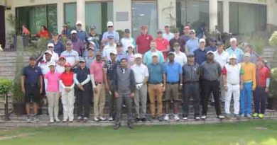 Defence wing of Bangladesh High Commission organizes Golf Tournament in Islamabad