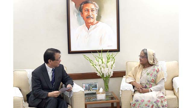 Japan will continue its support to Bangladesh in its efforts for economic prosperity- Japanese Ambassador to Bangladesh Hiroyasu Izumi